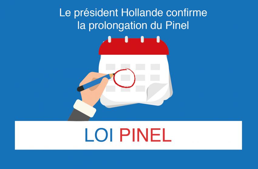 Le président Hollande confirme la prolongation du Pinel